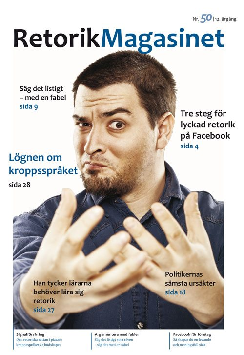 RetorikMagasinet #50